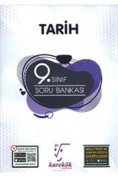 Karekök Yayınları - Karekök Yayınları 9. Sınıf Tarih Soru Bankası