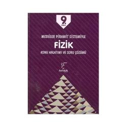 Karekök Yayınları - Karekök Yayınları 9.Sınıf Fizik Konu Anlatımlı ve Soru Çözümlü