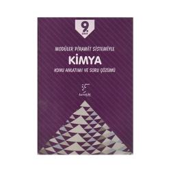 Karekök Yayınları - Karekök Yayınları 9.Sınıf Kimya Konu Anlatımı ve Soru Çözümü
