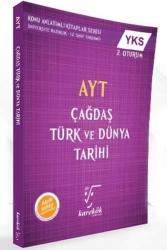 Karekök Yayınları - Karekök Yayınları AYT Çağdaş Türk ve Dünya Tarihi