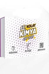 Karekök Yayınları - Karekök Yayınları AYT Kimya Kolay Cep Test