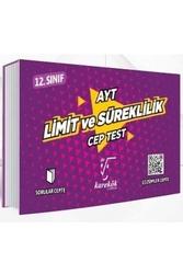 Karekök Yayınları - Karekök Yayınları AYT Limit ve Süreklilik Cep Test