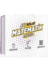 Karekök Yayınları - Karekök Yayınları AYT Matematik Kolay Cep Test