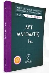 Karekök Yayınları - Karekök Yayınları AYT Matematik MPS 1. Kitap