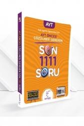 Karekök Yayınları - Karekök Yayınları AYT Öncesi Çözülmesi Gereken Eşit Ağırlık Son 1111 Soru