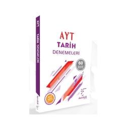 Karekök Yayınları - Karekök Yayınları AYT Tarih Çözümlü 60 Deneme