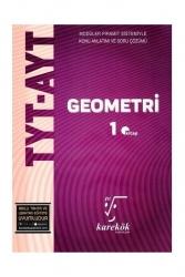Karekök Yayınları - Karekök Yayınları TYT AYT Geometri 1. Kitap