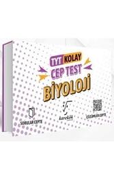 Karekök Yayınları - Karekök Yayınları TYT Biyoloji Kolay Cep Test