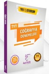 Karekök Yayınları - Karekök Yayınları TYT Coğrafya Denemeleri