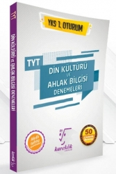Karekök Yayınları - Karekök Yayınları TYT Din Kültürü ve Ahlak Bilgisi Denemeleri