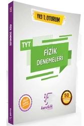 Karekök Yayınları - Karekök Yayınları TYT Fizik 50 Çözümlü Deneme