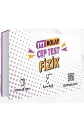 Karekök Yayınları - Karekök Yayınları TYT Fizik Kolay Cep Test