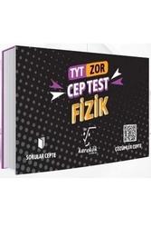 Karekök Yayınları - Karekök Yayınları TYT Fizik Zor Cep Test