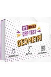 Karekök Yayınları - Karekök Yayınları TYT Geometri Kolay Cep Test