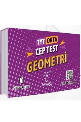 Karekök Yayınları TYT Geometri Orta Cep Test