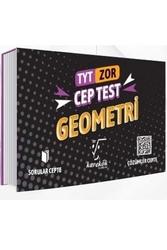 Karekök Yayınları - Karekök Yayınları TYT Geometri Zor Cep Test