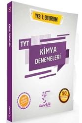 Karekök Yayınları - Karekök Yayınları TYT Kimya 50 Çözümlü Deneme