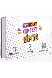 Karekök Yayınları - Karekök Yayınları TYT Kimya Kolay Cep Test