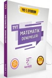 Karekök Yayınları - Karekök Yayınları TYT Matematik Denemeleri