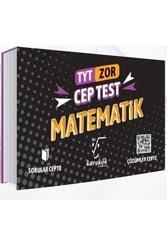 Karekök Yayınları - Karekök Yayınları TYT Matematik Zor Cep Test