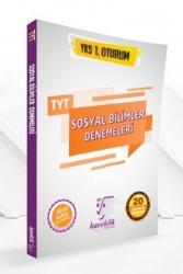 Karekök Yayınları - Karekök Yayınları TYT Sosyal Bilimler Denemeleri