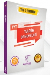 Karekök Yayınları - Karekök Yayınları TYT Tarih Denemeleri
