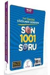 Karekök Yayınları - Karekök Yayınları TYT'den Önce Çözülmesi Gereken Son 1001 Soru