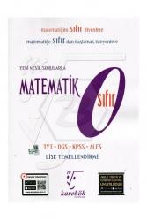 Karekök Yayınları - Karekök Yayınları YKS Sıfır Matematik Soru Bankası