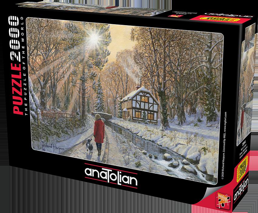 Anatolian - Karlı Orman/ Winter Woodland
