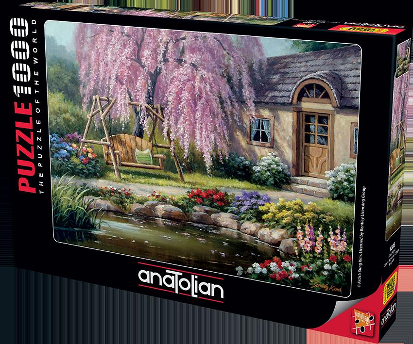 Anatolian - Kiraz Ağacı / Cherry Blossom Cottage