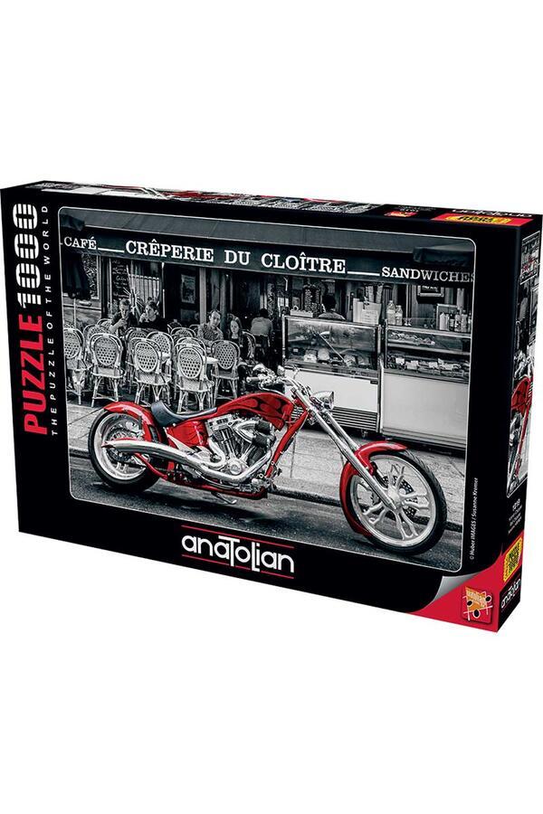 Anatolian - Kırmızı Chopper / Red Chopper