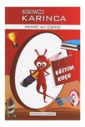 Kırmızı Karınca Yayınları - Kırmızı Karınca Yayınları Eğitim Koçu Kırmızı Karınca 1
