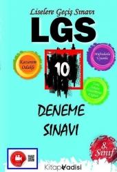 Kitap Vadisi Yayınları - Kitap Vadisi Yayınları LGS 10 Deneme Sınavı