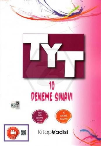 Kitap Vadisi Yayınları TYT 10 Lu Deneme Sınavı