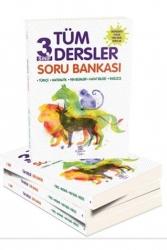 Kocagöz Eğitim Yayınları - Kocagöz Eğitim Yayınları 3. Sınıf Tüm Dersler Soru Bankası