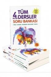 Kocagöz Eğitim Yayınları - Kocagöz Eğitim Yayınları 4. Sınıf Tüm Dersler Soru Bankası
