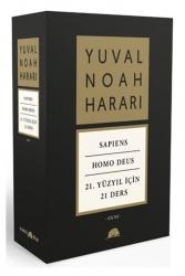 Kolektif Kitap - Kolektif Kitap Yuval Noah Harari Seti Ciltli