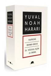 Kolektif Kitap - Kolektif Kitap Yuval Noah Harari Seti Ciltsiz