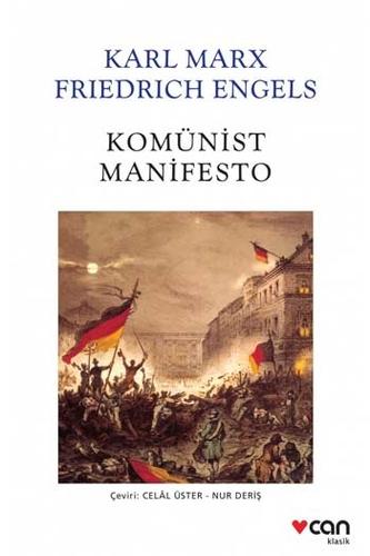 Komünist Manifesto Can Yayınları