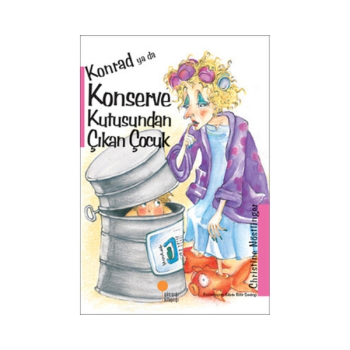 Konrad ya da Konserve Kutusundan Çıkan Çocuk - Günışığı Kitaplığı