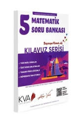 Koray Varol Akademi - Koray Varol Akademi 5. Sınıf Matematik Kılavuz Serisi Soru Bankası