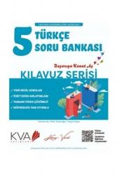Koray Varol Akademi - Koray Varol Akademi 5. Sınıf Türkçe Kılavuz Serisi Soru Bankası