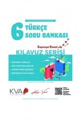 Koray Varol Akademi - Koray Varol Akademi 6. Sınıf Türkçe Kılavuz Serisi Soru Bankası