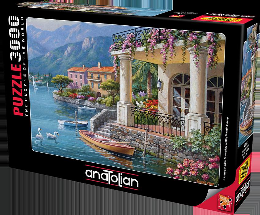 Anatolian - Körfezdeki Villa / Villa On The Bay