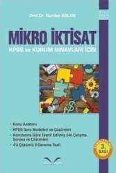 İkinci Sayfa Yayınları - KPSS A Grubu ve Kurum Sınavları İçin Mikro İktisat İkinci Sayfa Yayınları