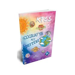 KR Akademi - KR Akademi 2019 KPSS Coğrafya Not Defteri