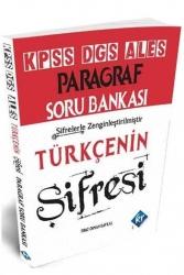 KR Akademi - KR Akademi 2021 KPSS ALES DGS Türkçenin Şifresi Paragraf Soru Bankası
