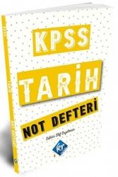 KR Akademi - KR Akademi 2021 KPSS Tarih Not Defteri