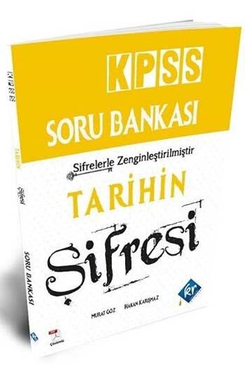 KR Akademi - KR Akademi 2021 KPSS Tarihin Şifresi PDF Çözümlü Soru Bankası