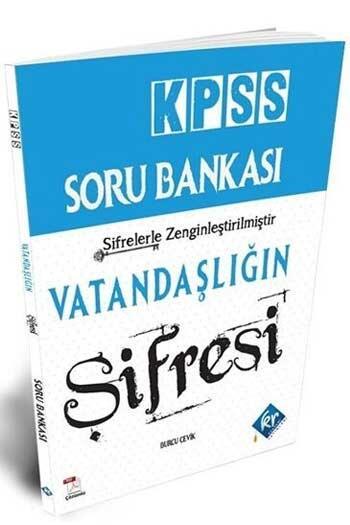KR Akademi - KR Akademi 2021 KPSS Vatandaşlığın Şifresi PDF Çözümlü Soru Bankası